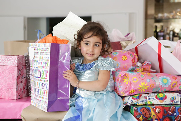 Mia's 3rd Birthday
